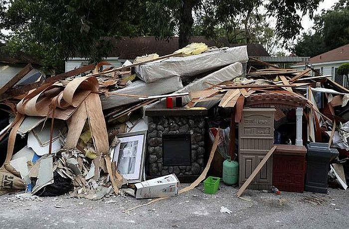 Bulky item disposal