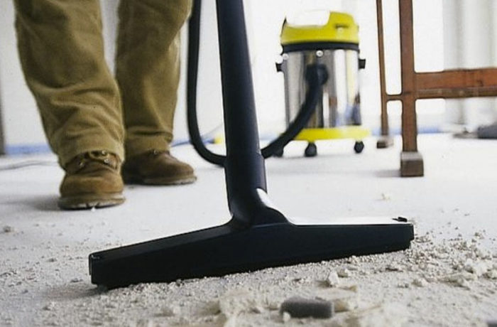 Construction Clean-up